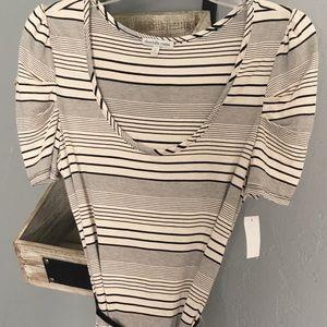 Charlotte Russe tee shirt dress.